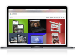 blue ridge creative marketing work page