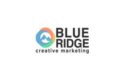 blue ridge logo design