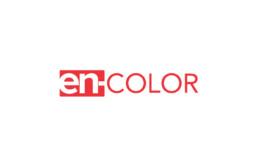salon encolor logo design