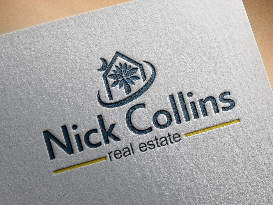 Nick Collins Real Estate Logo