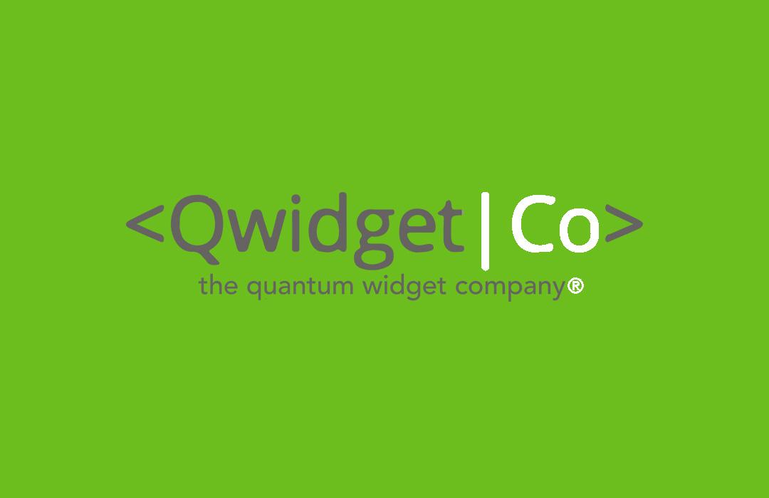 QwidgetCo logo design