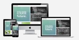 blue ridge creative marketing responsive website