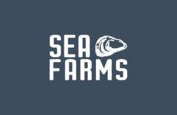 sea farms logo design