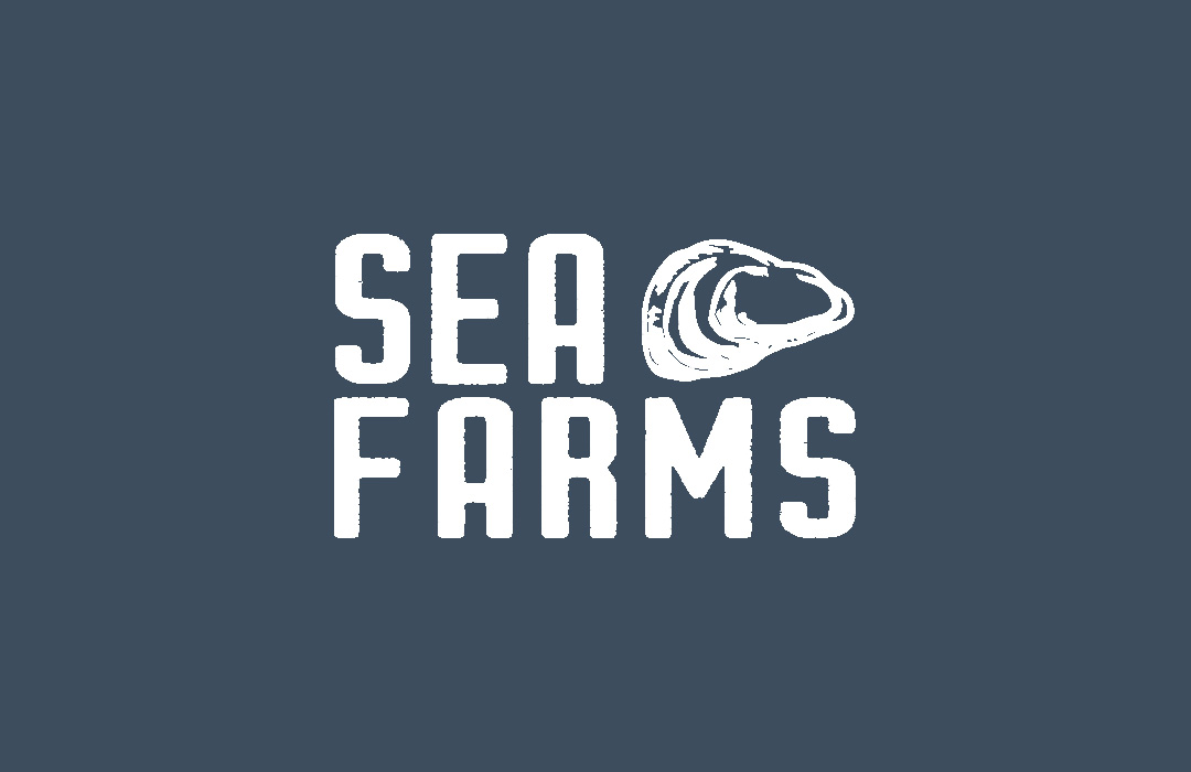 sea farms logo design