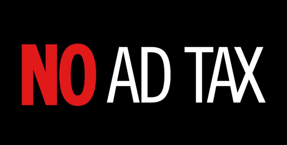 No Advertising Tax