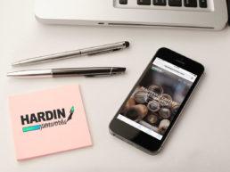 Hardin Penworks Iphone