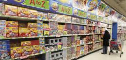 Toys R Us Aisle