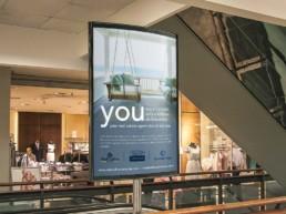 indoor print advertising nick collins