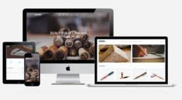 Hardin Penworks Website Responsive