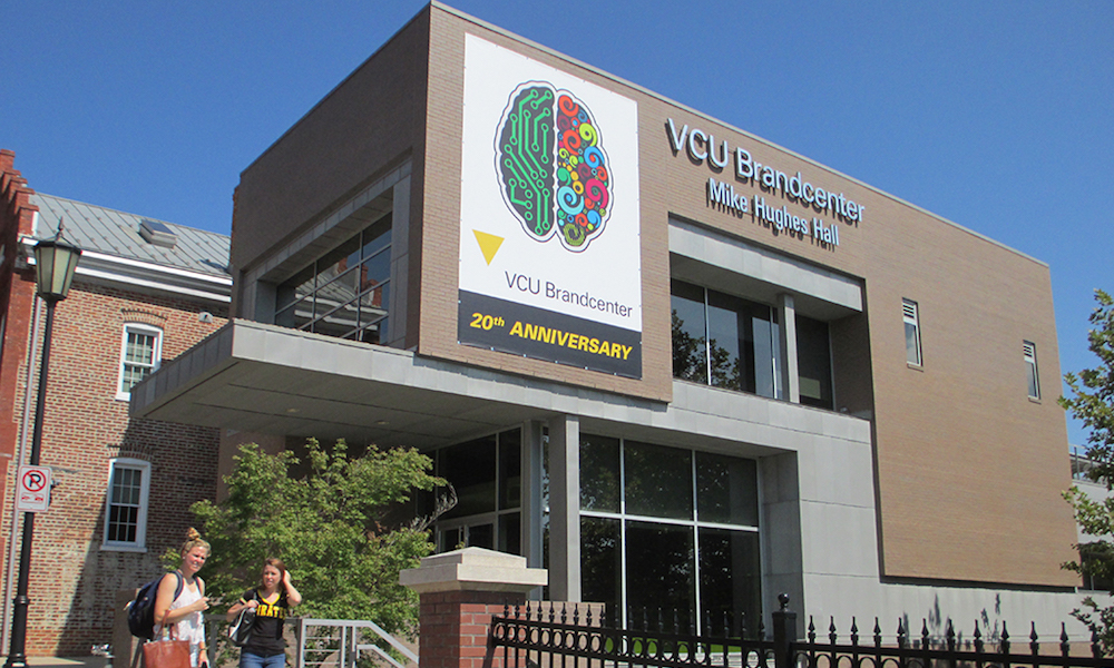 vci brandcenter building