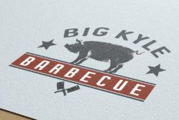 web design branding big Kyle bbq