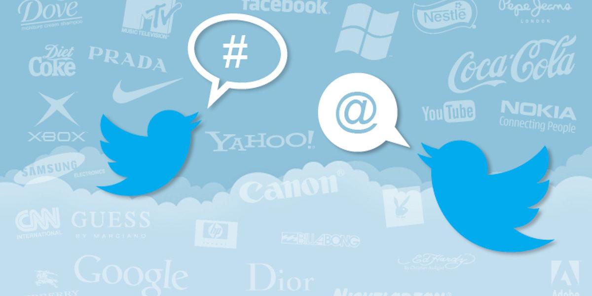 brand social media twitter