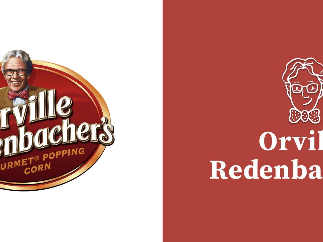 Orville Redenbacher's rebrand