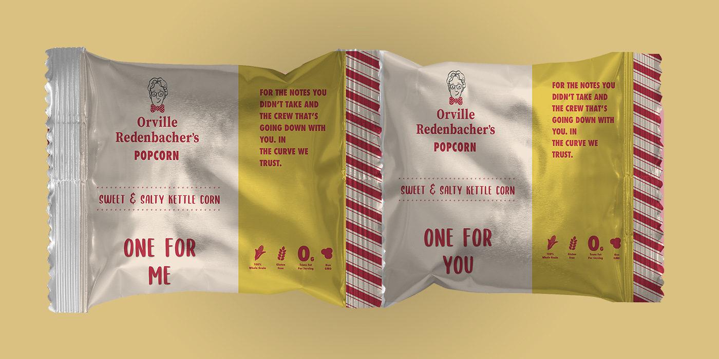 Orville Redenbacher's brand experience